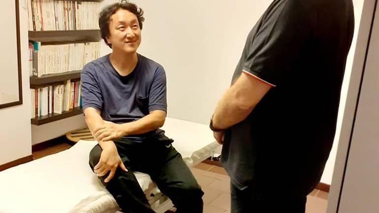 CIAK SI GIRA ! con il regista LIU HAIPING